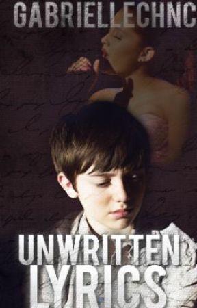 Unwritten Lyrics (Greyson Chance) by GabrielleChnc