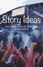Story Ideas + Magcon by grierdreamland