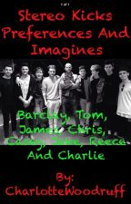 Stereo Kicks Preferences and Imagines by CharlotteWoodruff