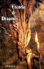 Escuela de dragones by Akeyla