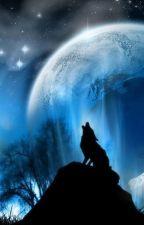 """""""El lobo & la luna""""~rubius y tu~ by Criaturita123"""