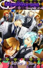 Utapri- A butler a day by wingless_otaku