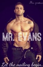 Mr. Evans by _quietrebel_