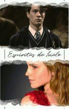 Espíritus de hielo ||Tom Riddle||Hermione Granger|| by CandelaBassani