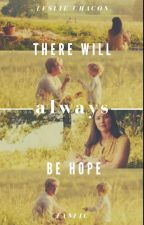 """There will always be hope"" [Editando] - Peeta y Katniss by lesly23chacon"