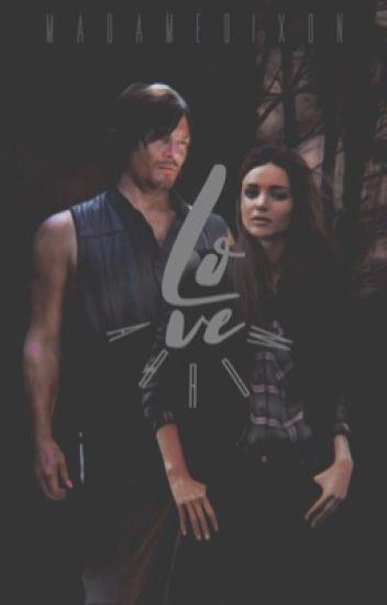 love arrow (Daryl Dixon ff)