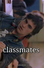 classmates // ashton irwin by calholmsyndrome