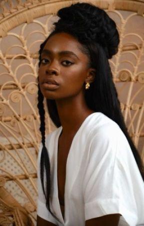 BLACK AMERICAN PRINCESS (BWWM INTERRACIAL) by xoxlaughinxox