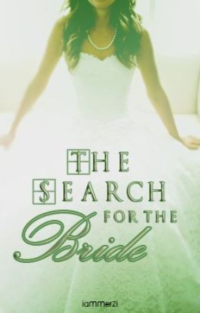 The Search for the Bride (Complete) by iamMerzi