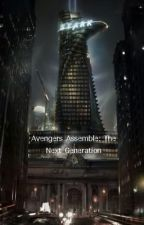 Avengers: The Next Generation by Hawkeyesmistress