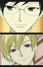 I Never Knew (Kyoya x Reader x Tamaki) by Esuriness