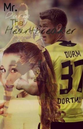 Mr. Durm - The Heartbreaker | Erik Durm by agirlwhoneverloved