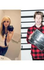 Acacia Brinley & Luke Hemmings by lexmariequinn