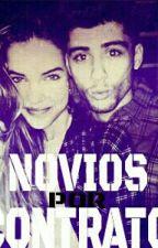 Novios por Contrato by xXCandyMisteriousXx