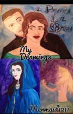 My Drawings! by Mermaid1211