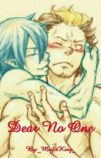 Dear No One (Bon x Rin) by _MisfitKing_