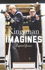 Kingsman: The Secret Service Imagines  by -Interstellarflare-