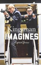 Kingsman: The Secret Service Imagines (#Wattys2015) by Miss_Grayson