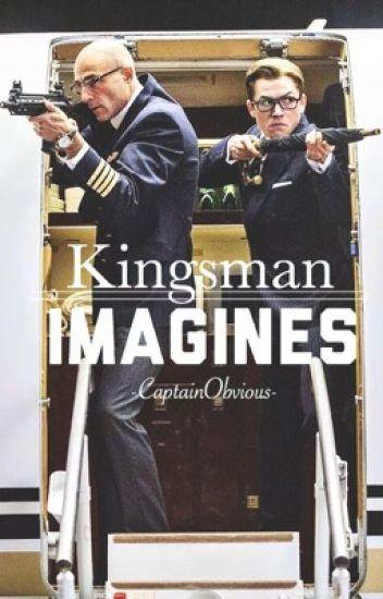 Kingsman: The Secret Service Imagines (#Wattys2015)
