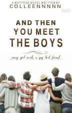 And Then You Meet The Boys by colleennnnn
