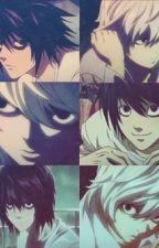 Death Note: Near x Reader  x L by Naruko_o