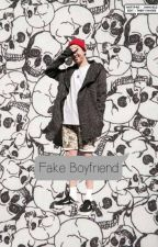Fake Boyfriend (BTS Rap Monster fanfic) by JinAce12