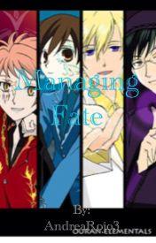 Managing Fate (An OHSHC fanfic) by AndreaRojo3