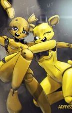 Fnaf:vercion hentai by puppet-marionette1