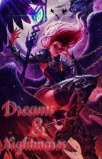 Dreams and Nightmares ( black butler fanfic: book 4 final)  by yomikomi7198