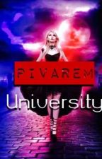 Pivarem University (A Vampire Story) by Kana_Michiko01