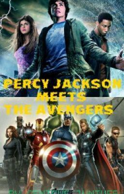 Percy Jackson meets the Avengers  - icanthelpbutsmile - Wattpad