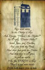 Letters To The Doctor (A Doctor Who Fanfiction.) by thedoctorcried