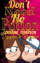 Don't Need No Potion (Dipper X Reader) by riraining