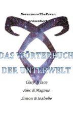 Das Wörterbuch der Unterwelt by NevermoreTheRaven