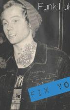 |Fix You|》 Punk Luke Hemmings《 by 5secof_lhemmo