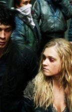 The 100~ Bellamy and Clarke by HxrrorStories