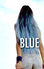 Blue // mle {hiatus} by d-ream