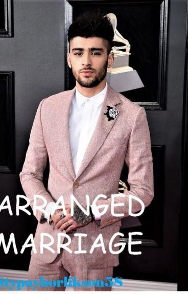 Arranged marriage //Z.M//