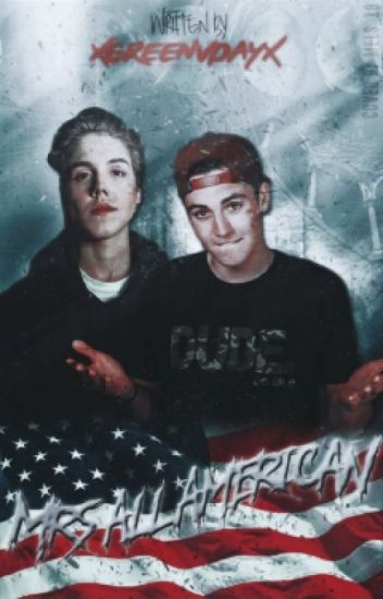 Mrs All American || Magcon