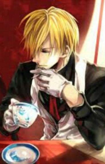 Sanji x reader The Witch Archer