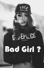 Badgirl?!  by Kate-Smith