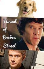 The hound of Baker street (AU bbc Sherlock/Johnlock fanfiction) by leahhamishHolmes221b