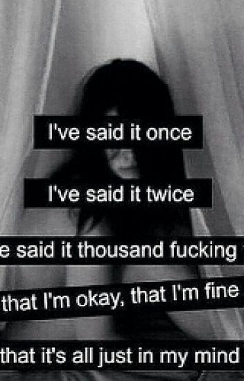 dark quotes - Damaged Girl - Wattpad