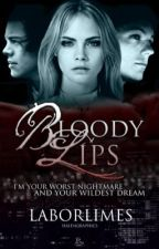 Bloody Lips [h.s.] by laborlimes