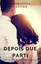 Apenas Um Toque - Serie Reencontros - Livro 2 by Anne_Vieira