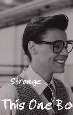 This One(Strange)Boy/H.S. by M4rtyn4