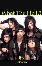 What the hell?! by Jinxette