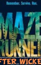 MAZE RUNNER: AFTER WICKED by AlfonsoIm2310
