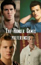 Hunger Games Preferences by x_mxgan