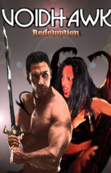 Voidhawk - Redemption by JasonHalstead